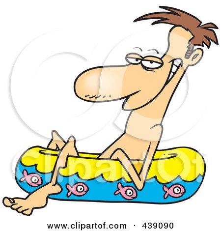 royalty free  rf  clip art illustration of a cartoon man Sunglasses Clip Art Beach Bum Clip Art