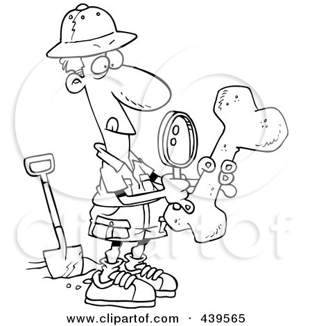 Royalty-Free (RF) Archaeology Clipart, Illustrations, Vector ...