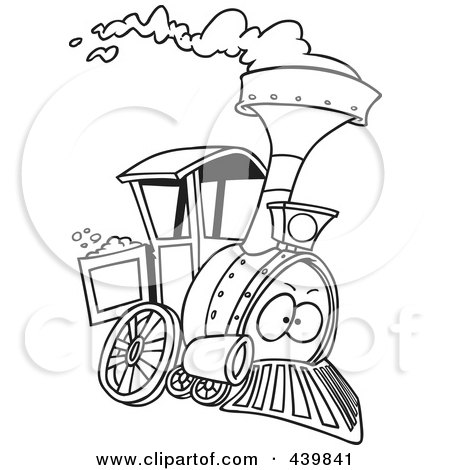 royaltyfree rf clip art illustration of a cartoon black