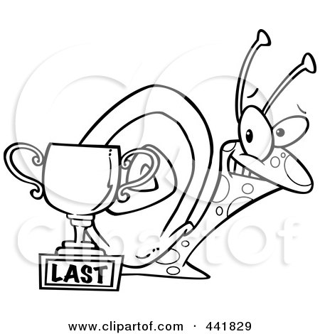 Clipart Boy Holding A Trophy And Certificate