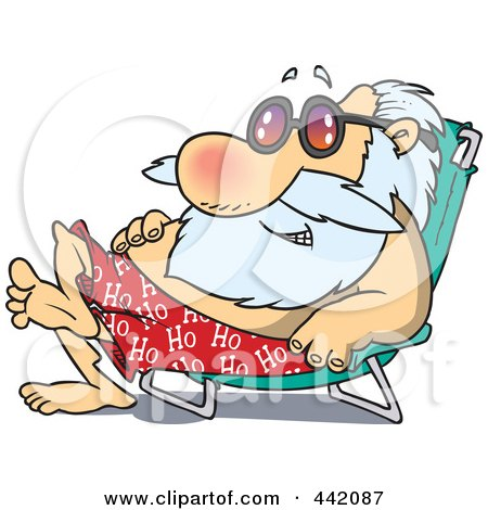 retro blond woman in a swimsuit and holding a cocktail Beach Clip Art Sunglasses Clip Art