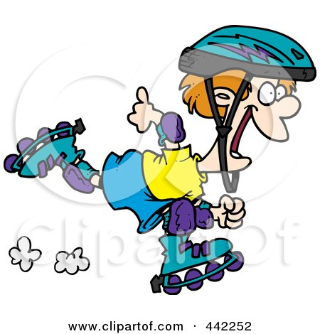 Royalty Free Rf Clipart Illustration Of An Extreme