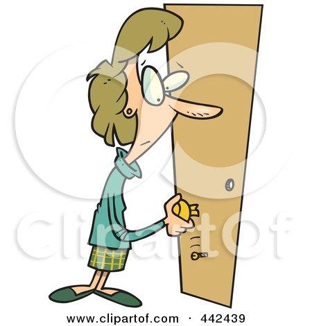 Royalty free rf door handle clipart illustrations - Door handle clipart ...