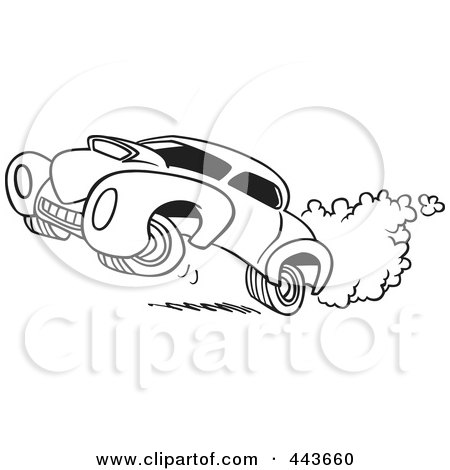 Royalty Free Rf Dragster Clipart Illustrations Vector
