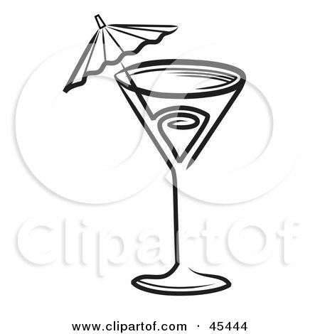 Royalty Free Rf Clipart Illustration Of Two Toasting
