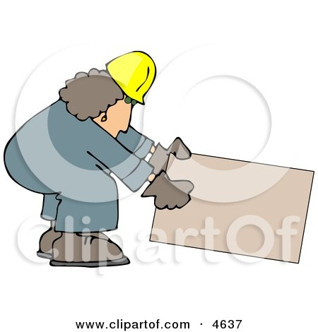 Female Construction Worker Posters, Art Prints