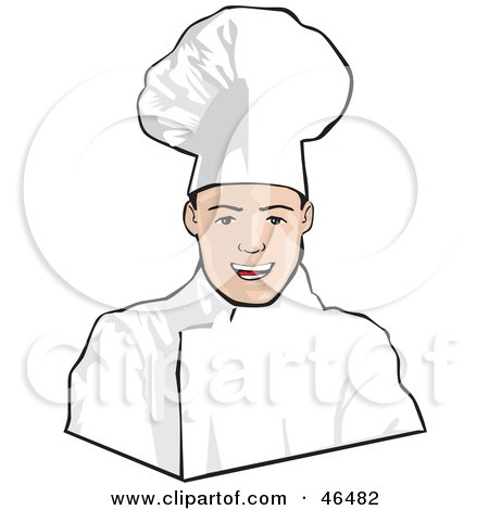 Culinary Chef Male Culinary Chef by