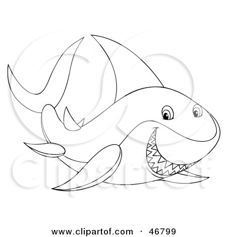 Shark Black/