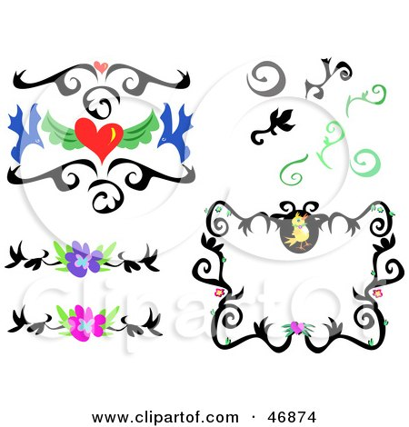 black tattoo designs. Of Black Tattoo Designs