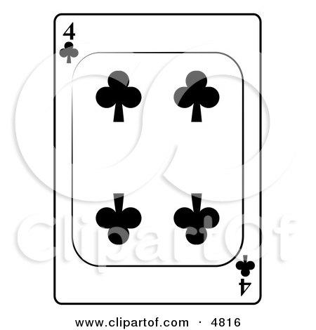 4 Of Clubs