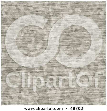 Royalty-Free (RF) Clipart Illustration of a Grungy Blotchy Brushed Metal Background by Arena Creative