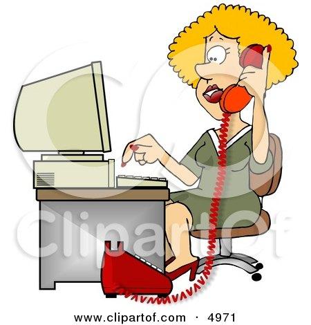 Telephone Customer Service Clip Art – Clipart Download