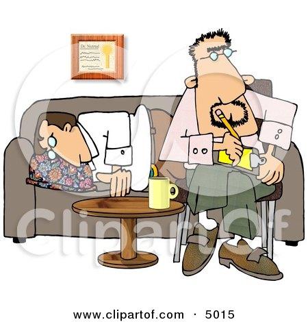 Psychiatrist Clipart Humor by djart