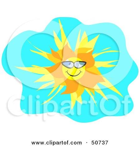 aviator sunglasses clipart. Cool Sunglasses Cartoon.