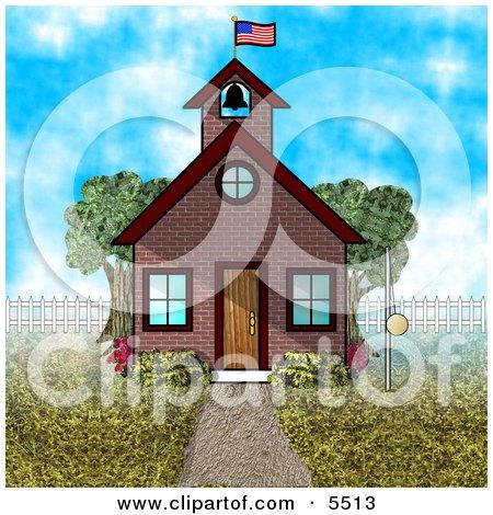 American Schoolhouse Posters, Art Prints