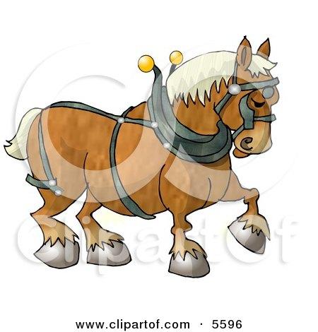 Belgian Heavy Draft Horse Posters, Art Prints