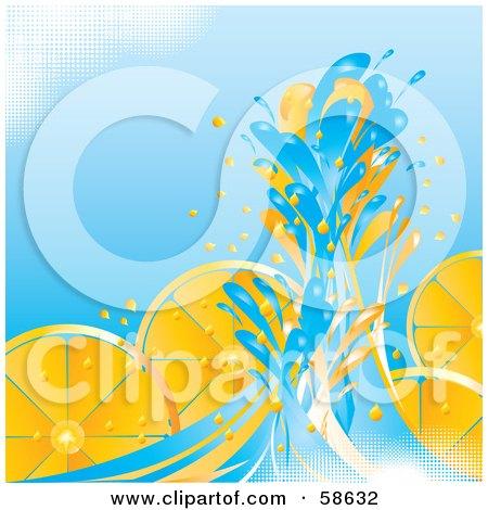 http://images.clipartof.com/small/58632-Royalty-Free-RF-Clipart-Illustration-Of-Blue-Water-Splashing-Against-Orange-Slices.jpg