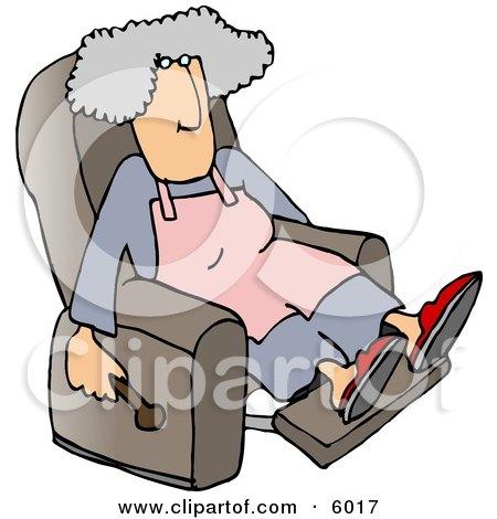 recliner chairs clip art