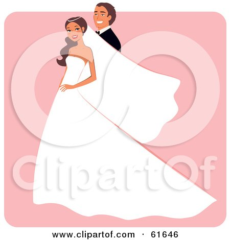 Royalty-free (RF) Clipart Illustration of a Happy African American ...