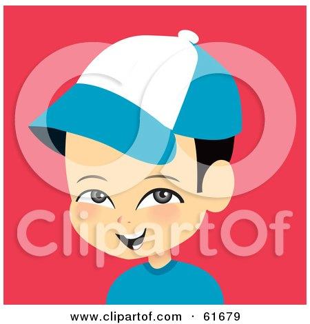 Royalty Free Rf Baseball Cap Clipart Illustrations