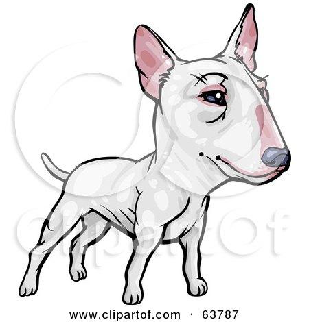 Bull Terrier Clip Art