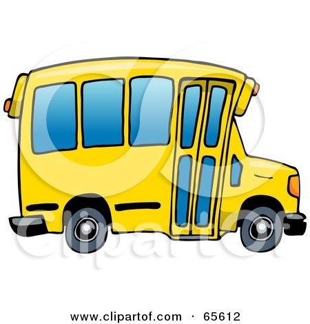royalty free rf clipart of yellow school bus illustrations rh clipartof com School Bus Crash Clip Art Speeding School Bus Clip Art