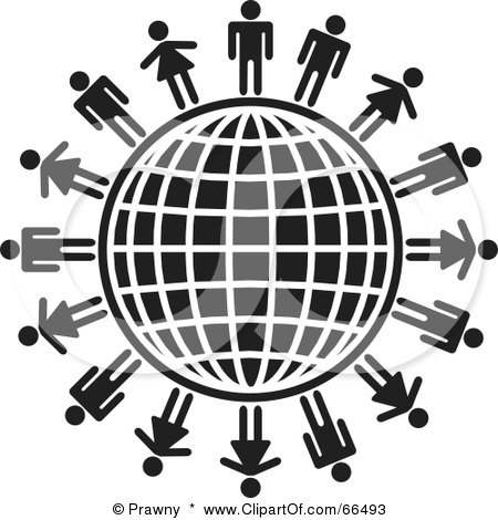 black and white wire globe with people posters  art prints free clipart of babies and toddlers free clipart of babies building love