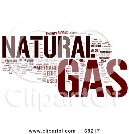 Natural Gas Word Collage - Version 1 Posters, Art Prints by MacX ...