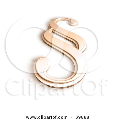 Royalty-Free (RF) Clipart Illustration of a Paragraph Symbol Icon - Version 4 by MacX