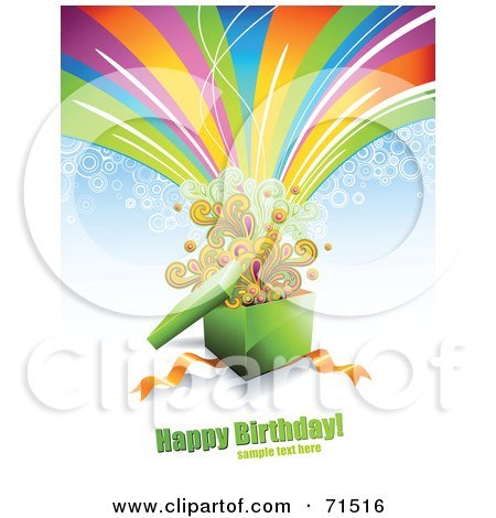 Royalty Free Happy Birthday Illustrations by Anja Kaiser Page 1