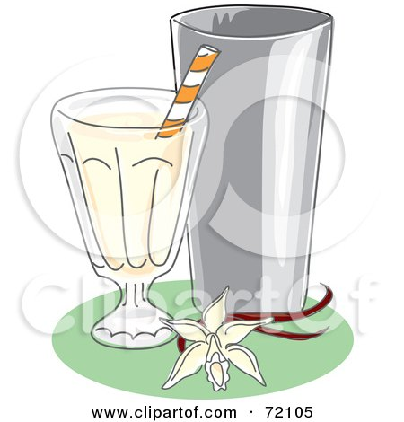 http://images.clipartof.com/small/72105-Royalty-Free-RF-Clipart-Illustration-Of-A-Vanilla-Milk-Shake-With-A-Straw-And-Silver-Cup.jpg