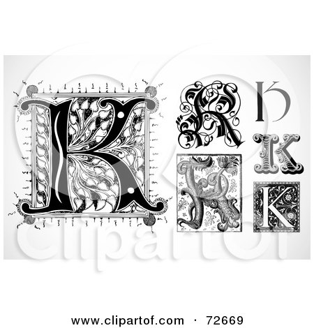 Royalty Free Rf Clip Art Illustration Of A Black And White Old