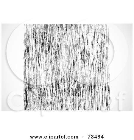 Royalty-Free (RF) Clipart Illustration of a Black And White Texture Background - Version 4 by BestVector