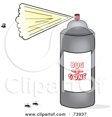 Bug spray cartoon - photo#4