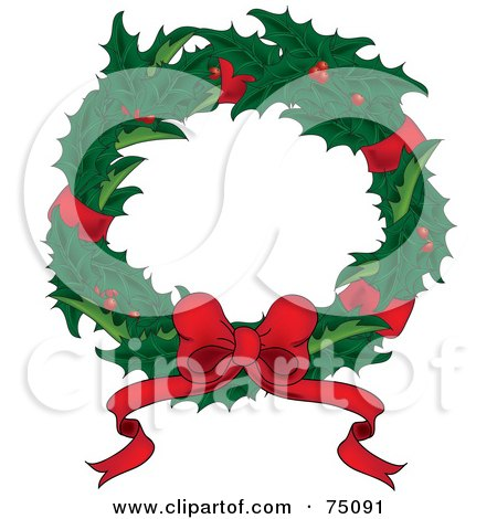 Royalty Free Rf Clipart Illustration Of A Merry