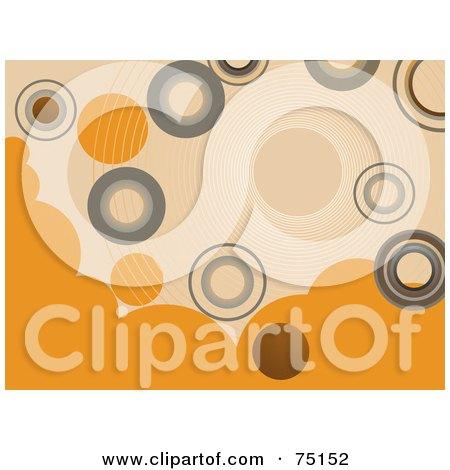 Royalty-Free (RF) Clipart Illustration Of A  by elaineitalia