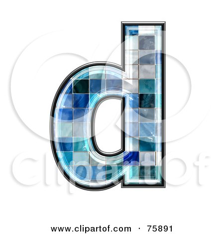 Royalty Free Rf Letter D Clipart Illustrations Vector Graphics 13