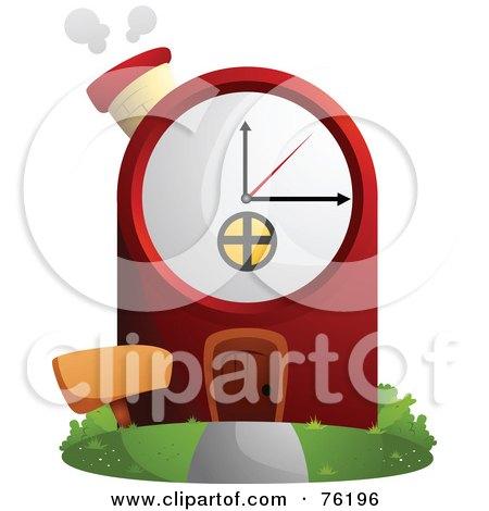 Unique Clock Home Posters, Art Prints