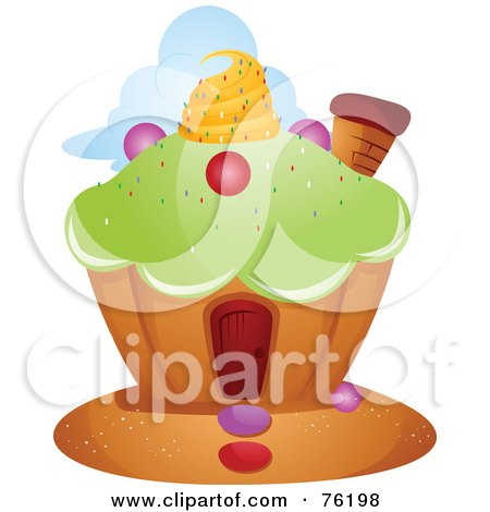 Unique Cupcake Home Posters, Art Prints