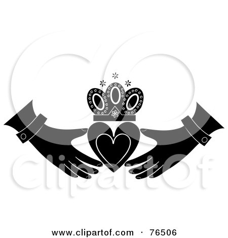 Royalty-Free (RF) Irish Wedding Clipart, Illustrations, Vector ...