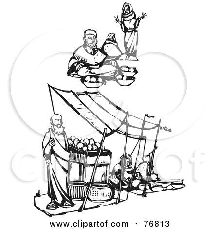Royalty Free Rf Holyland Clipart Illustrations Vector