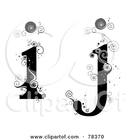 78370-Royalty-Free-RF-Clipart-Illustration-Of-A-Vine-Alphabet