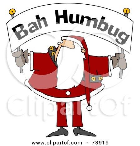 Royalty Free Rf Bah Humbug Clipart Illustrations