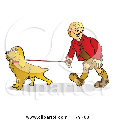 Royalty-Free (RF) Clipart of Cocker Spaniels, Illustrations ...