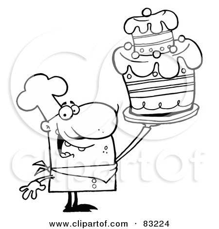 Royalty Free Stock Illustrations Of Culinary Arts By Hit Toon Page 1