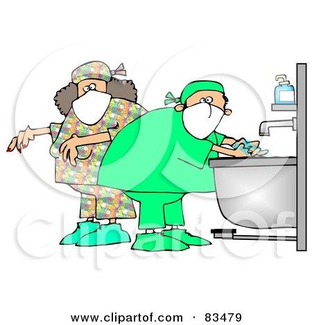 Colon Surgery Clip Art