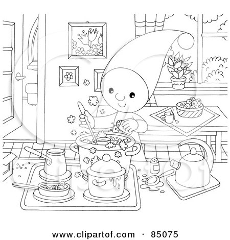 Chinese Chopsticks Coloring Page Coloring Coloring Pages
