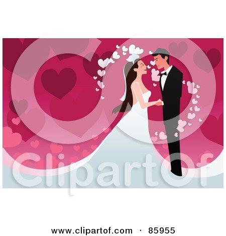 Royalty-Free (RF) Romantic Clipart, Illustrations, Vector Graphics #1