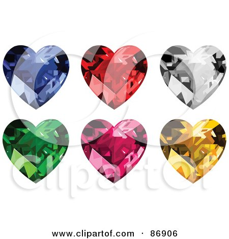 Royalty-Free (RF) Clipart of Gemstones, Illustrations, Vector ...