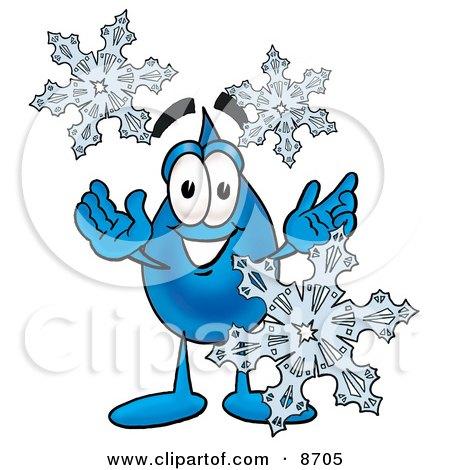 Pictures Of Snowflakes Cartoon Impremedia Net